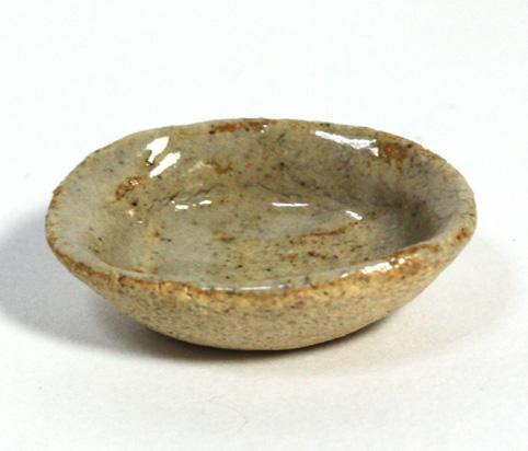 画像1: 陶芸カレー皿(特価)
