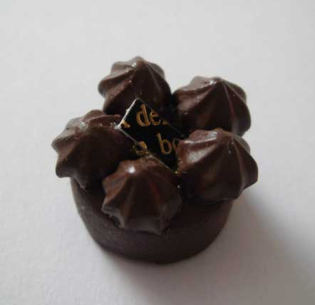 画像1: チョコレートケーキ(特価)
