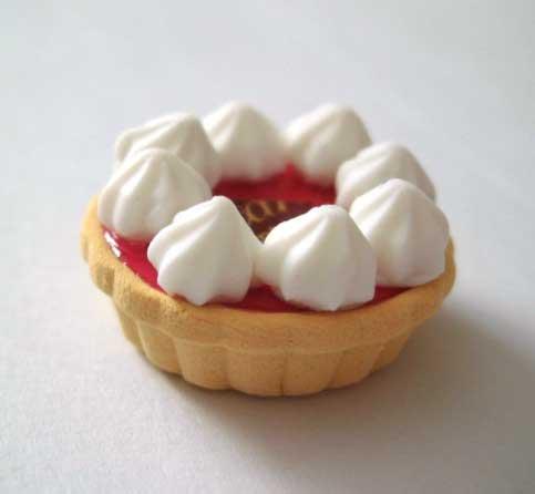 画像1: 苺ムースタルト