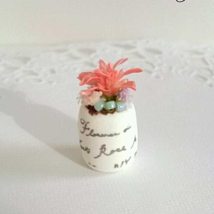 画像1: ミニチュア植物 pink