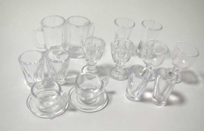 画像2: グラス14個セット