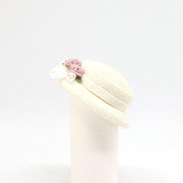画像1: キャノチエ ピンクコサージュ