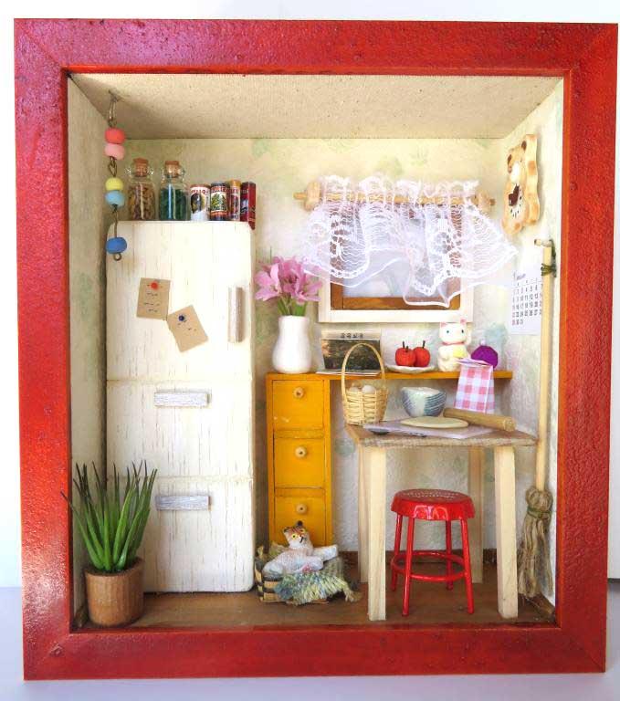 画像1: フレーム・キッチン