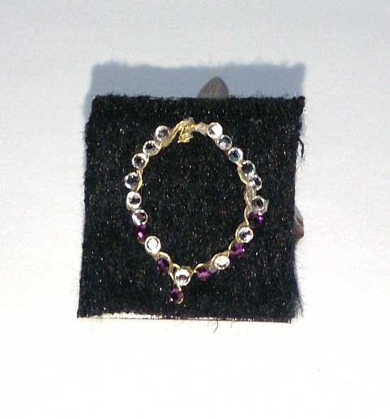 画像1: ネックレス・アメジスト(紫)