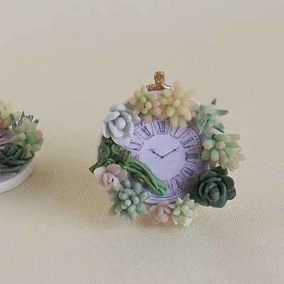 画像1: 10:10 サキュレント&山菜飾りボード