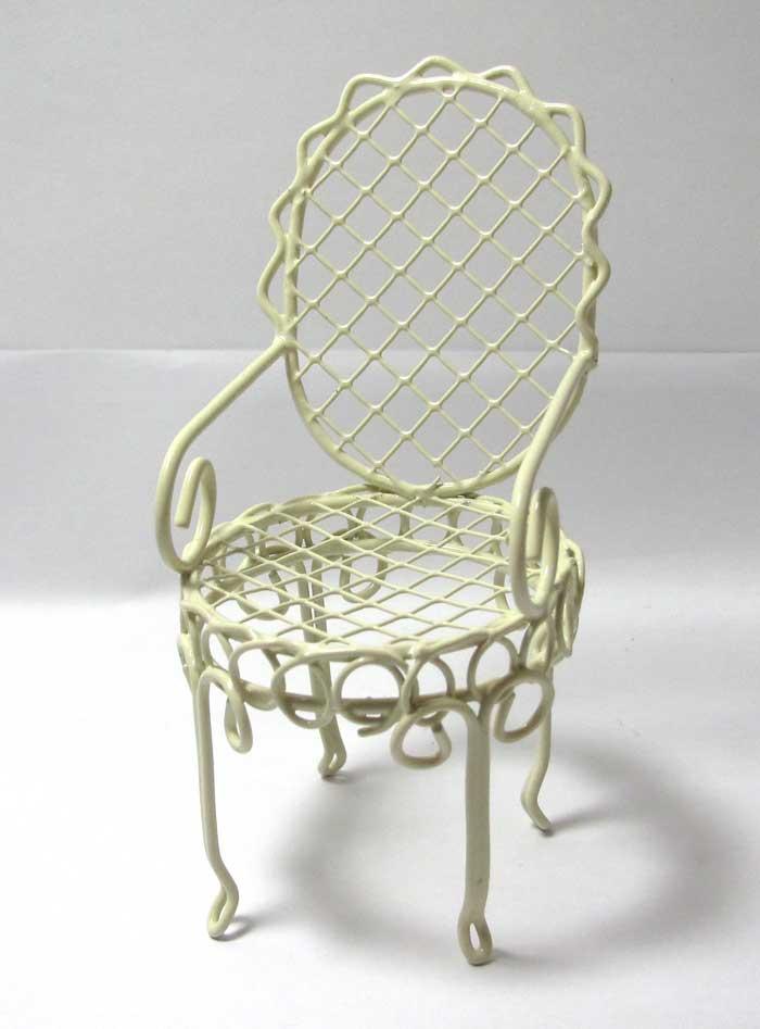 画像2: 椅子・アイボリー