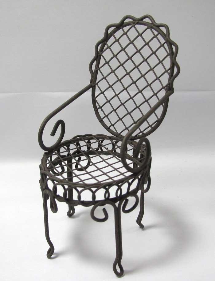 画像2: 椅子・ブラウン