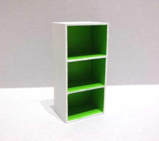 画像2: カラーボックスグリーン