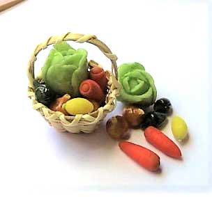 画像2: 野菜かご・B