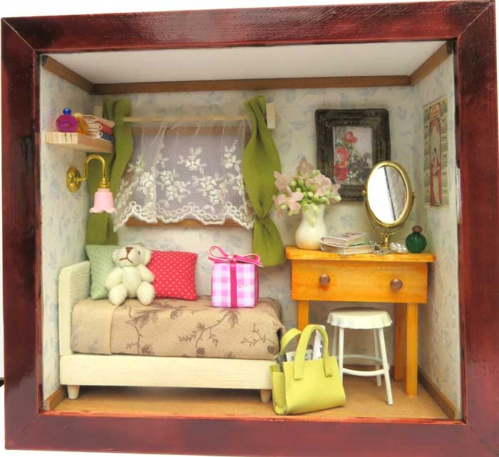 画像1: フレーム・ベッドルーム