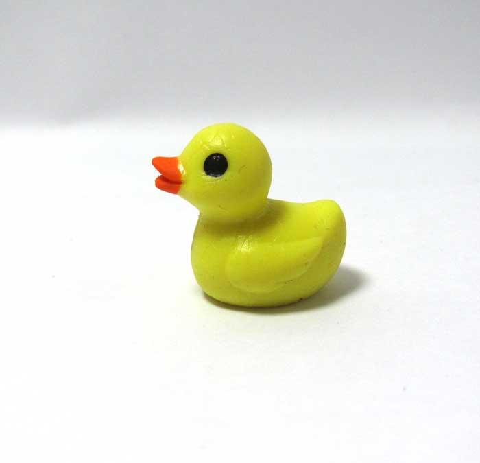 画像1: アヒルのおもちゃ