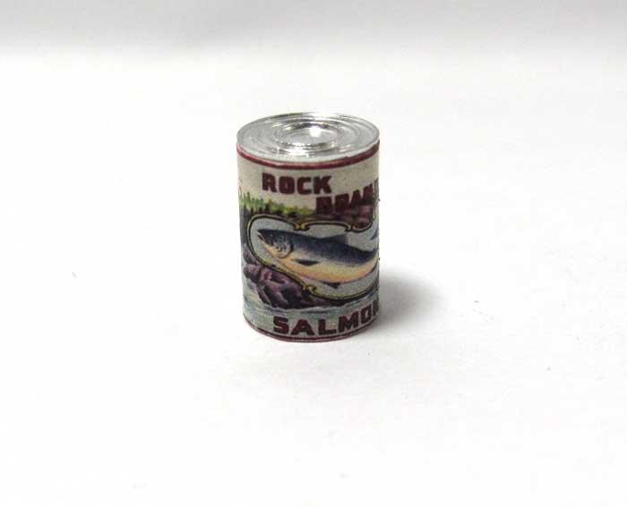 画像1: サーモンの缶詰