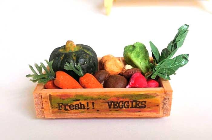 画像1: シェフの取り寄せ野菜