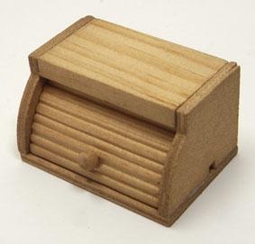 画像1: ブレッドケース木製