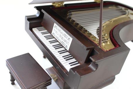 画像3: グランドピアノ茶・ツヤ消し
