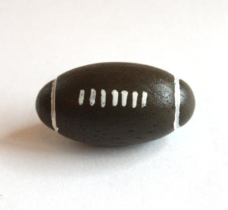 画像1: ラグビーボール
