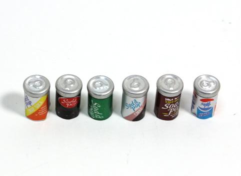 画像2: 缶ジュース6本セット