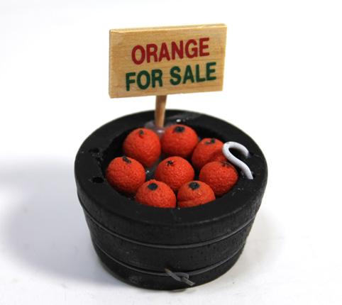 画像2: オレンジ樽入り