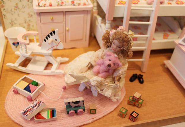 画像3: おもちゃいっぱい!女の子のキッズルーム