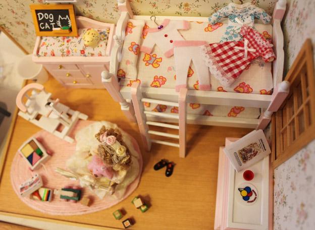 画像2: おもちゃいっぱい!女の子のキッズルーム