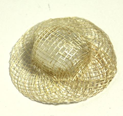 画像1: 編み帽子