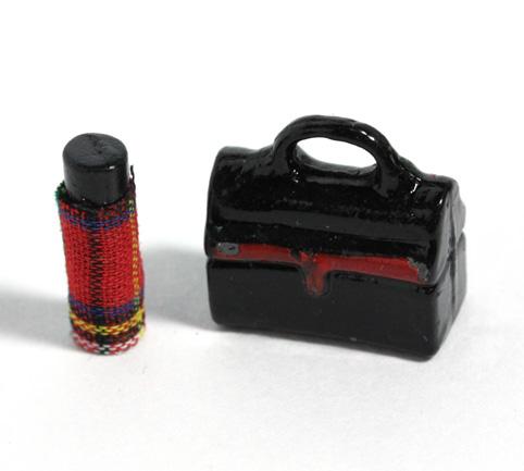 画像2: ランチボックス&水筒ミニ