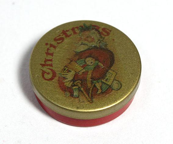 画像2: クリスマスチョコレート缶