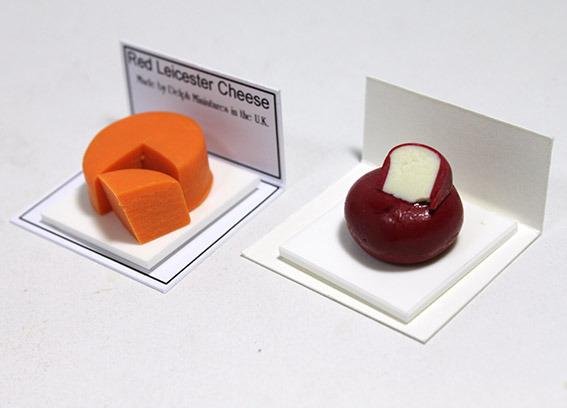 画像1: ナチュラルチーズホール・エダム/レッドレスター