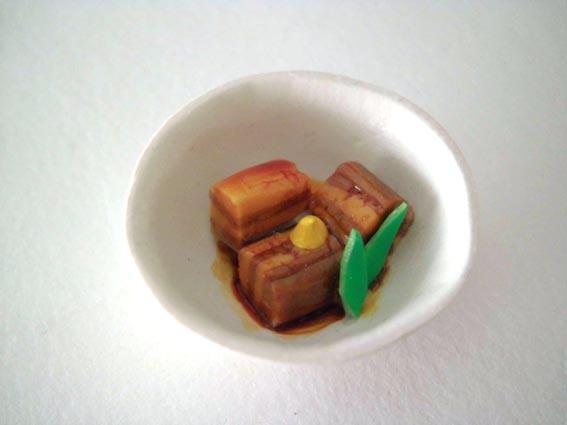 画像1: 豚の角煮
