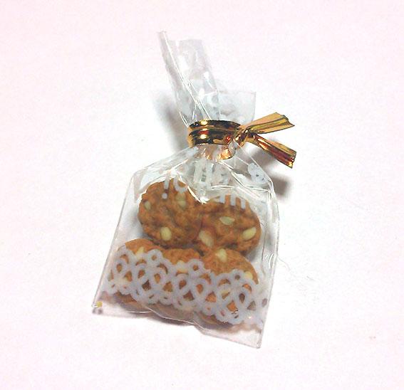 画像1: キャラメルナッツクッキー・袋詰め