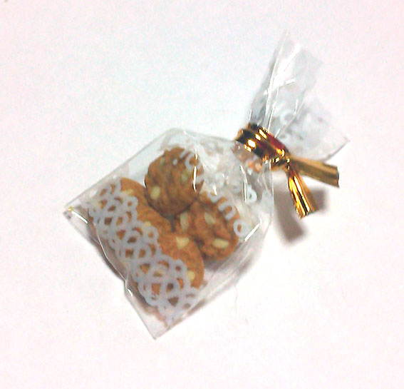 画像2: キャラメルナッツクッキー・袋詰め