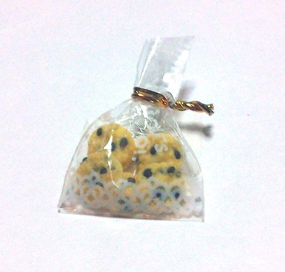 画像1: チョコチップクッキー・袋詰め