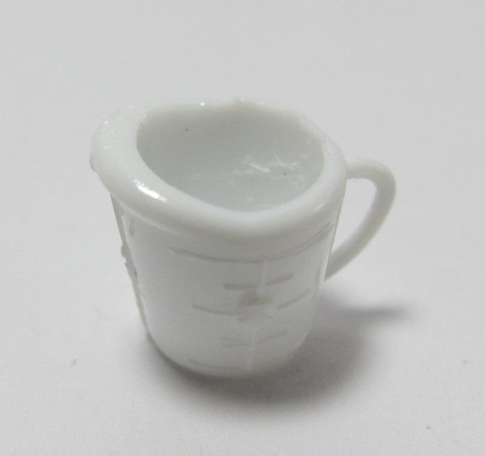 画像1: メジャーカップ ホワイト