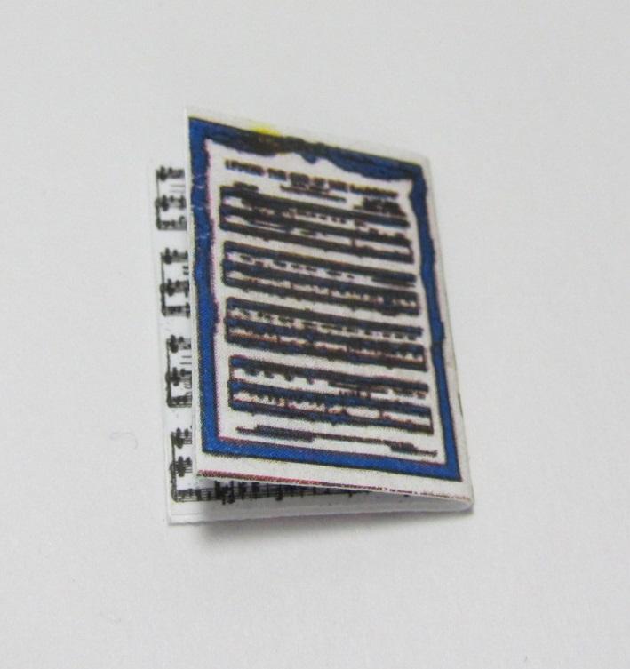 画像2: 楽譜(表紙絵)
