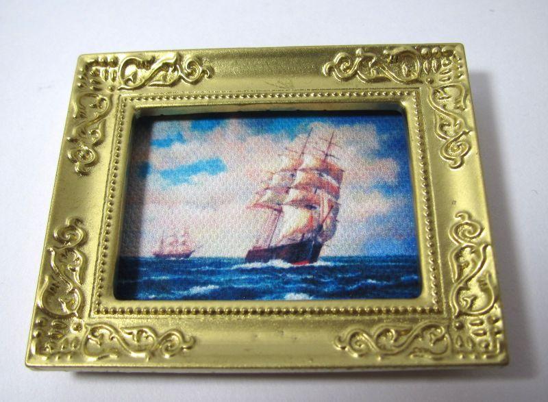 画像1: 絵画 帆船2