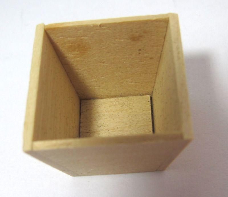 画像2: 木製台形プランター(小)