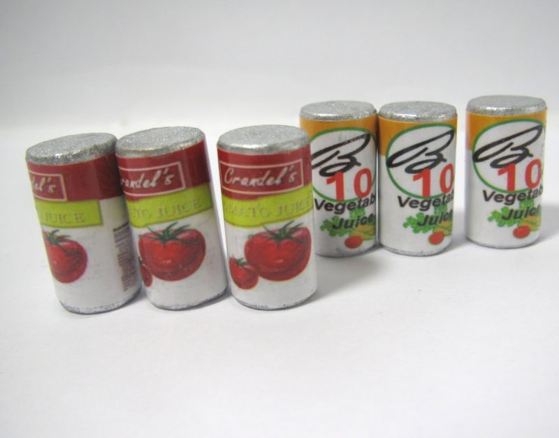 画像1: 野菜ジュース6缶セット