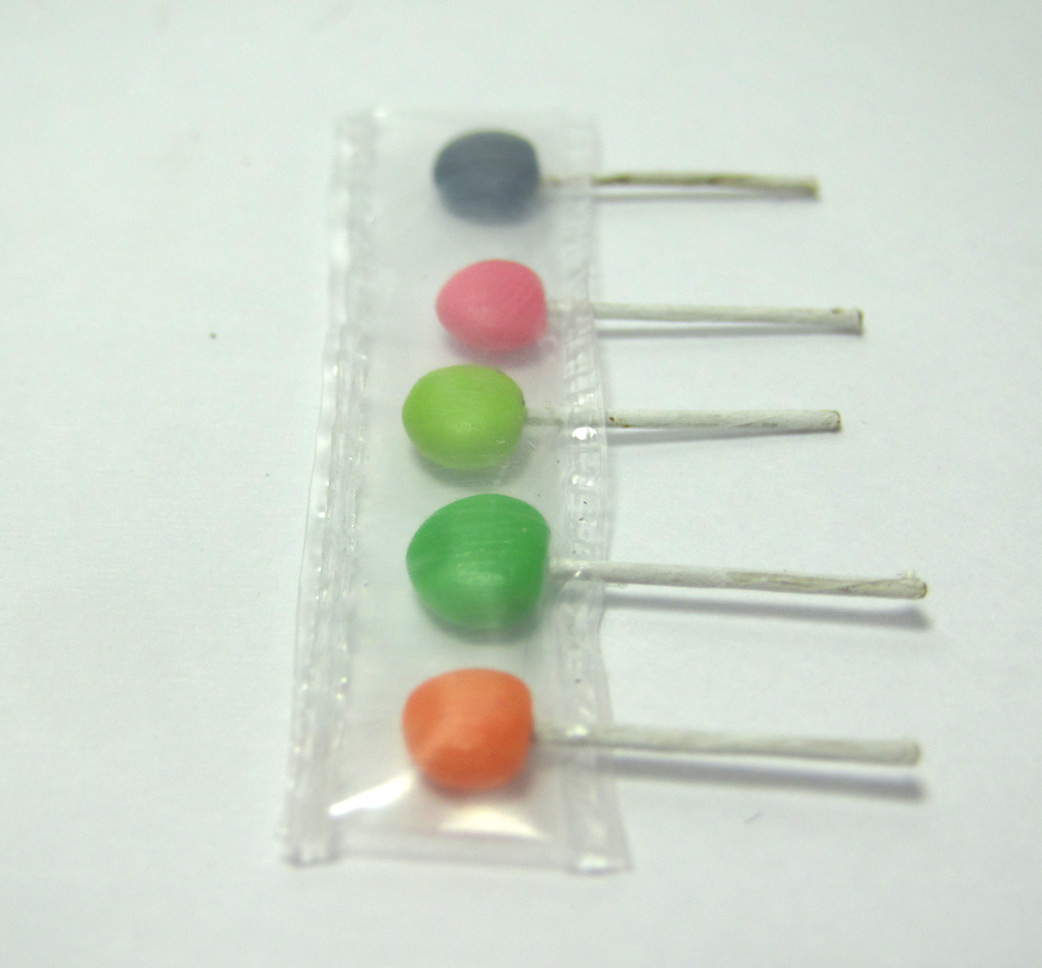 画像2: 棒付きキャンディ