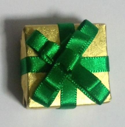 画像2: プレゼントボックス(グリーン)