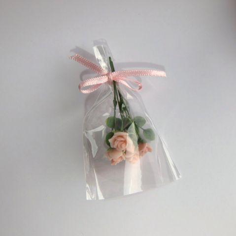 画像2: バラ(5本入)ピンク(特価)