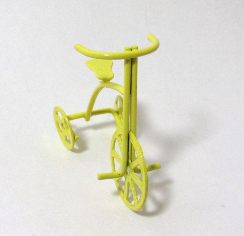 画像2: 三輪車・黄色