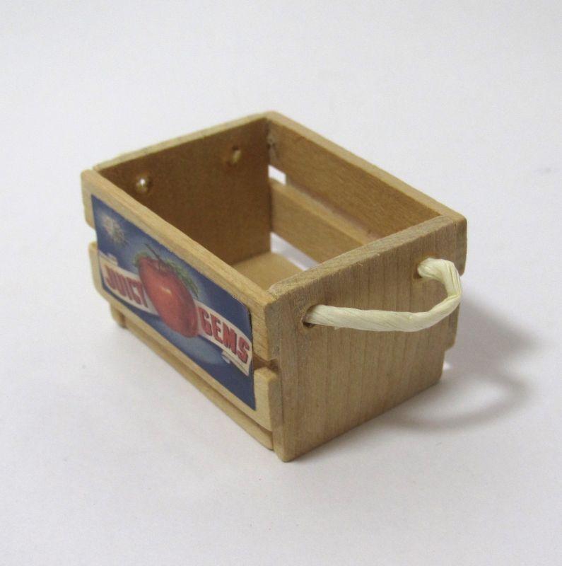 画像2: フルーツ木箱