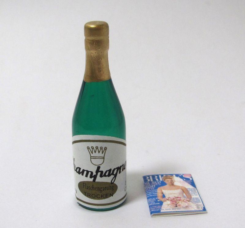 画像1: シャンパンとブライダル雑誌