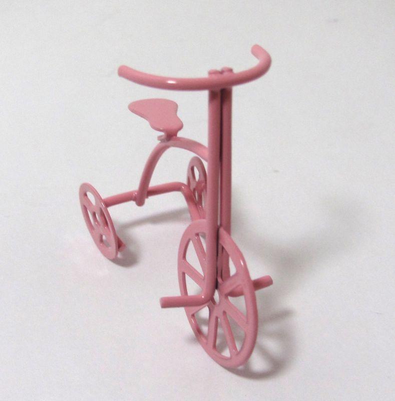 画像2: 三輪車・ピンク