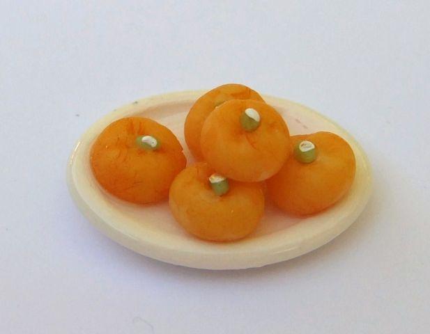 画像1: みかん皿盛り