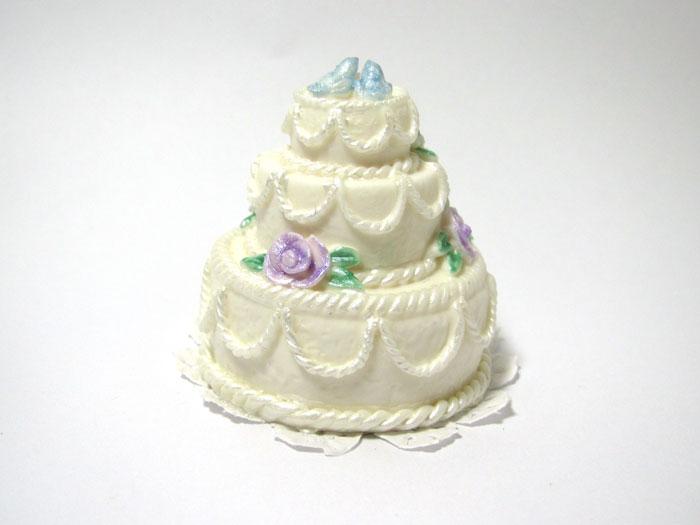 画像2: ウエディングケーキ・ホワイト