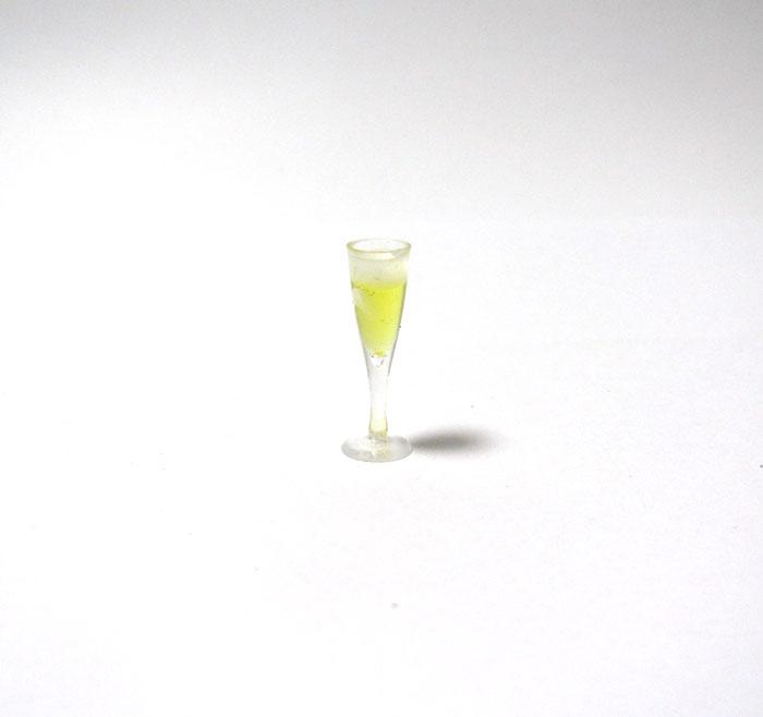画像2: シャンパングラス入り