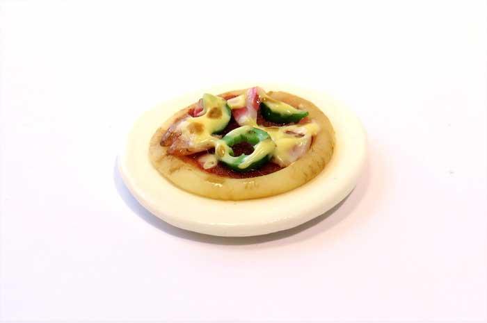 画像2: ピザ