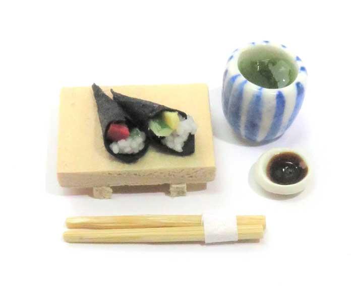 画像1: 手巻き寿司セット