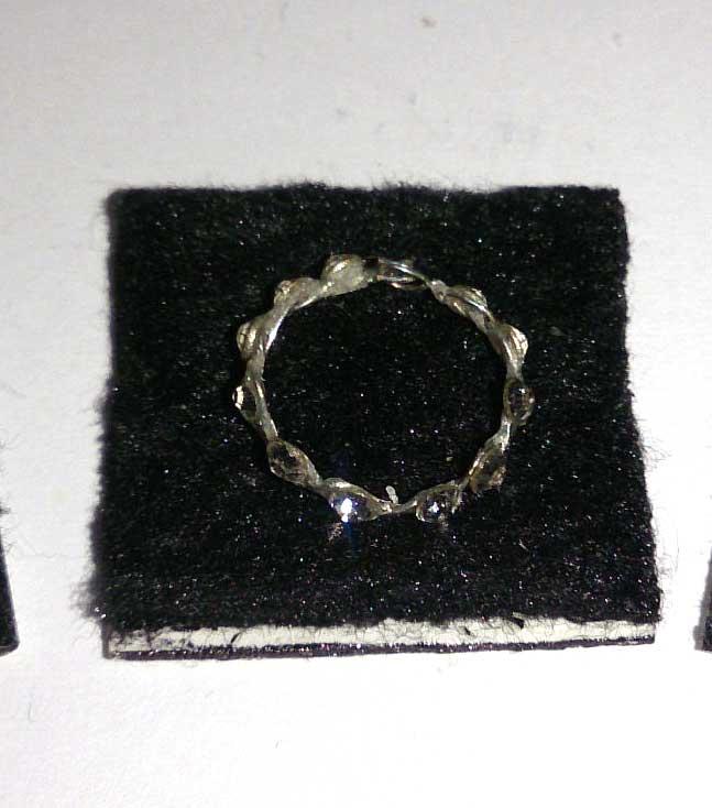 画像1: ダイヤチョーカー